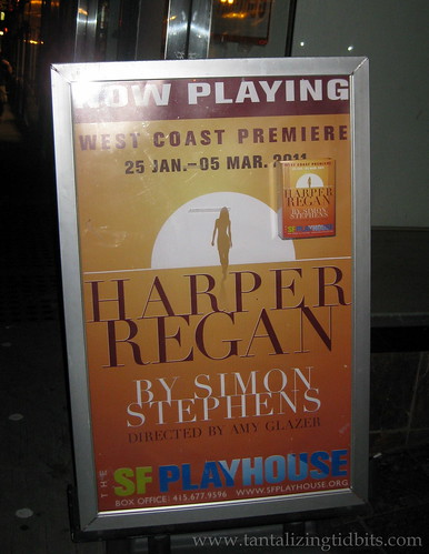 Harper Regan Sign