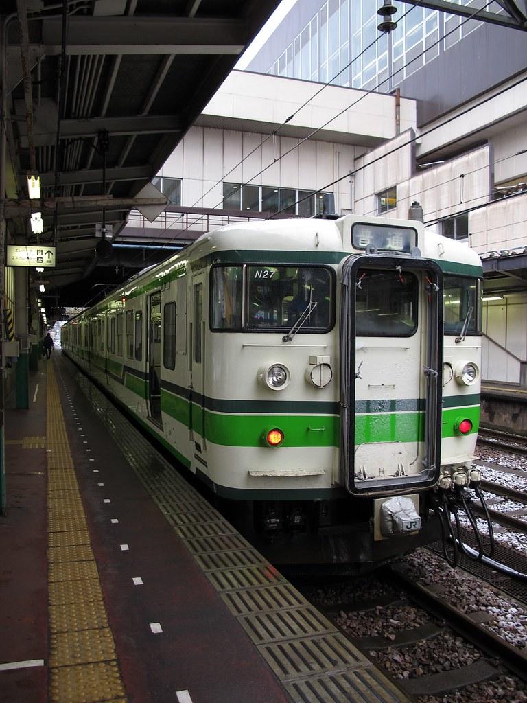 長岡駅 信越本線