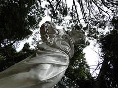 Las Estaciones de don Carlos (_echoes_) Tags: sony carlos escultura estatuas lota octava carbn bobo cousio parquedelota dschx1