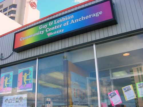 Gay & Lesbian Community Center of Anchorage (GLCCA)