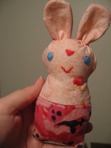 Ching-yuan, The Chibi Bunny