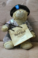 Day 24 - Hard Rock Cafe Package