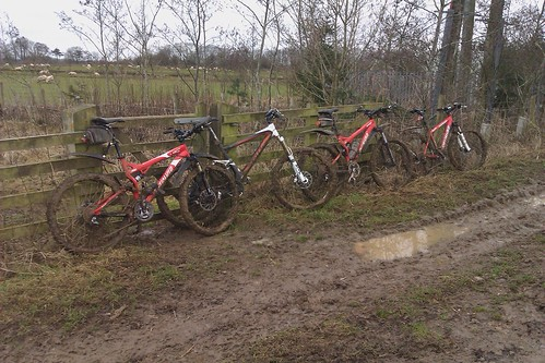 Quality Cotswold mud