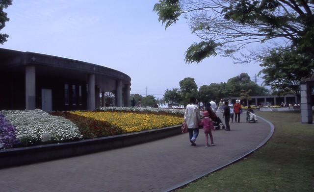 熊本市 動植物園のフリー写真素材