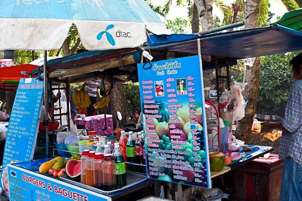 Hawker Stall, Krabi