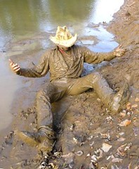18 WS Guys, still wait'n to feel you slide on me (Wrangswet) Tags: wet canal mud hiking cowboyhat wetlook riverhiking muddyboots swimmingfullyclothed muddycowboy wetcowboy muddycowboyboots mudwallow wetwranglerjeans mudwallowing muddywranglerjeans cowboybootsandspurs muddycowboywallowing