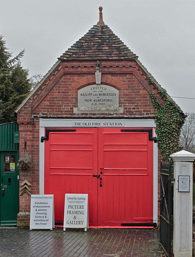 The Old Fire Station, Alresford, Hampshire by Mike Cattell