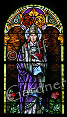 St. Gregory the Great (*Jeff*) Tags: pope church window saint choir southdakota catholic great stainedglass sd gregory chant milbank gregorian