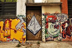 Cambuci - São Paulo - Brasil (Jurandir Lima) Tags: street city cidade brazil urban streetart muro art southamerica wall brasil graffiti nikon mural br arte grafiti sãopaulo capital bra gustavo urbana rua fachada desenho pintura otávio vlok grafite dha artederua osgemeos d300 metrópole sudeste osgêmeos cambuci anx pandolfo xabu jurandirlima