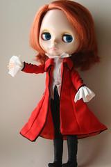 Nagisa as Grell