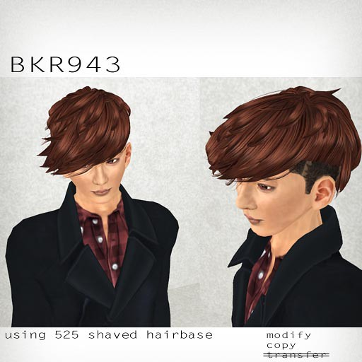 booN BKR943 hair