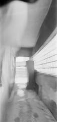Vanishing - Westbahnhof Wien (hedbavny) Tags: vienna wien autumn winter summer blackandwhite panorama art abandoned film station analog train studio austria sketch sterreich spring lomo lomography sommer kunst diary horizon herbst jahreszeit tracks trails railway zug bahnhof demolition sketchbook september baustelle note railwaystation melancholy schwarzweiss bahn buildingsite tagebuch umbau abriss bahnsteig verlassen frhling rebuilding atelier geleise schiene gleis werkstatt verfall westbahnhof skizze verfallen notiz arbeitsraum skizzenbuch horizonkompakt westernrailwaystation anglesanglesangles hedbavny ingridhedbavny