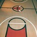 Chicago Bulls Court- Wall to Wall Carpet Installation