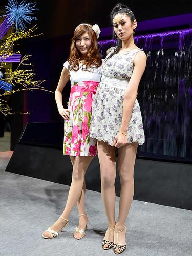美波千夏+牧田里絵