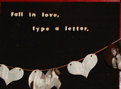 Love Letters (MY PINK SOAPBOX) Tags: nyc newyorkcity streetart ny newyork love sex brooklyn graffiti peace heart grafiti amor wheatpaste graf stickers bikes paz valentine urbanart amour williamsburg pace bklyn gothamist karma graff gotham dekalb stencilart amore shepardfairey typing couer corazon fortgreene valentinesday streetscenes aiko paix bsa pasteups robada artecallejero brooklynny grafito arteurbano roubada messageboard spraypaintart streetcandid brooklynstreetart lovemessage brooklynnewyork aerosolpaint mensajedeamor urbanbikes mypinksoapbox anahidecanio couert couore brooklyncandids