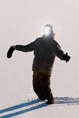 Enlightment (Micael Carlsson) Tags: winter snow vinter nikon sweden karlstad sverige mm nikkor snö värmland 1685 varmland d300s fotosondag fs110213 sjalvbild