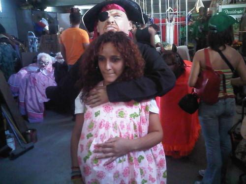 Segundo Domingo del Carnaval de Bonao 2011
