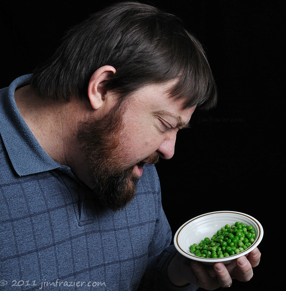 Disturbing the Peas