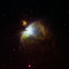The Great Orion Nebula (Mickut) Tags: m42 thegreatorionnebula starlightxpress messier42 Astrometrydotnet:status=solved Astrometrydotnet:version=14400 sxvrh18 Astrometrydotnet:id=alpha20110271815860