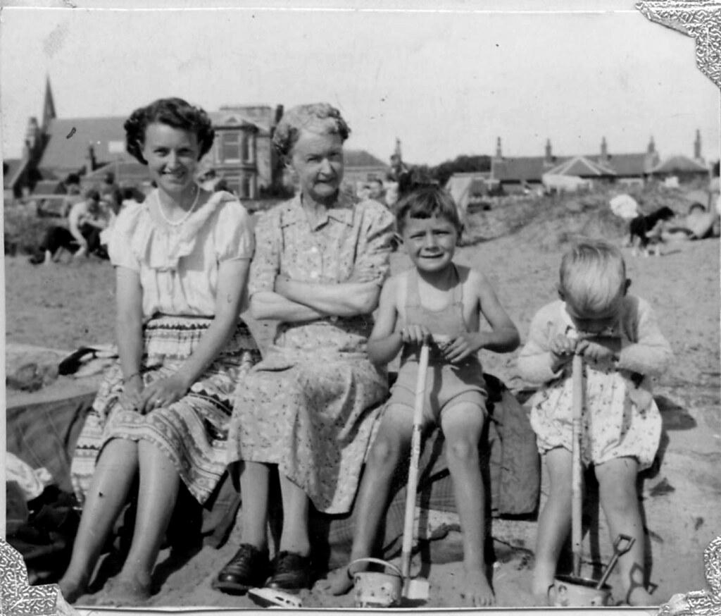 Jenny McCreath 1950