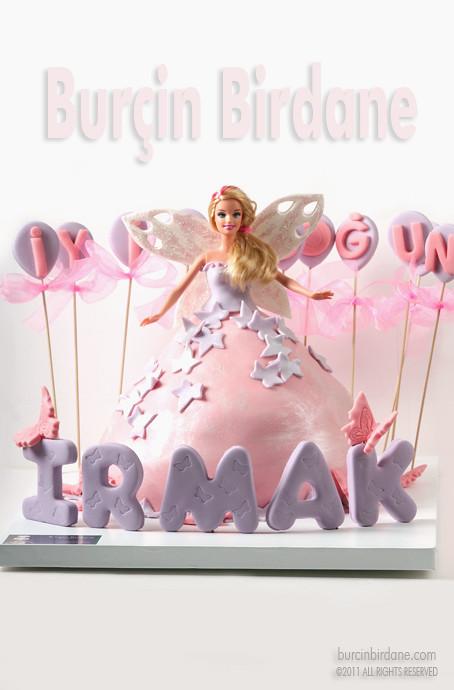Barbie Bebek Pastasi