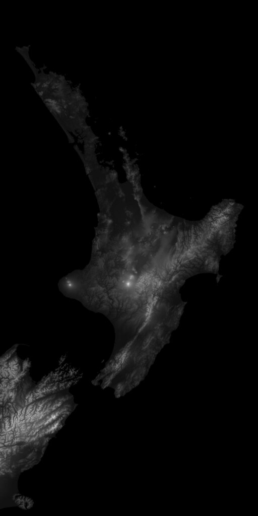 The Worlds Most Recently Posted Photos Of Heightmap And Srtm - World heightmap