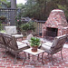 outdoor fireplace  easydesigns.biz