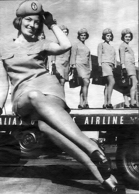 P-50 Flight Attendants