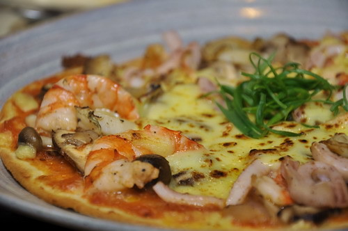 Pasta Zamai Seafood Pizza