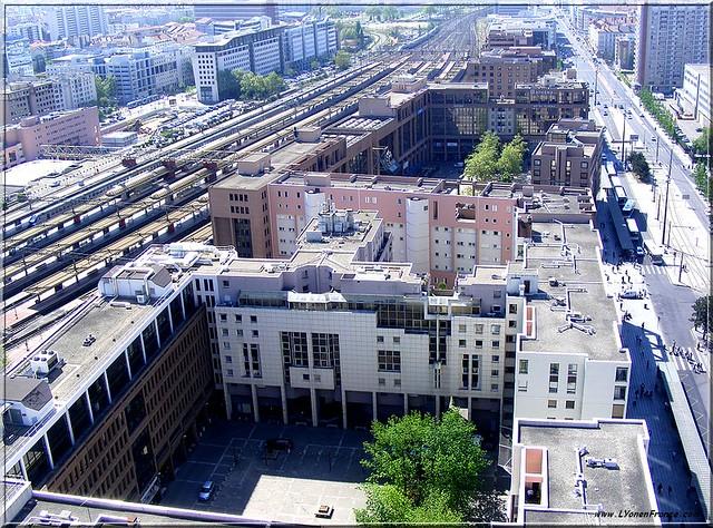 quartier+Part+Dieu+Lyon+gare