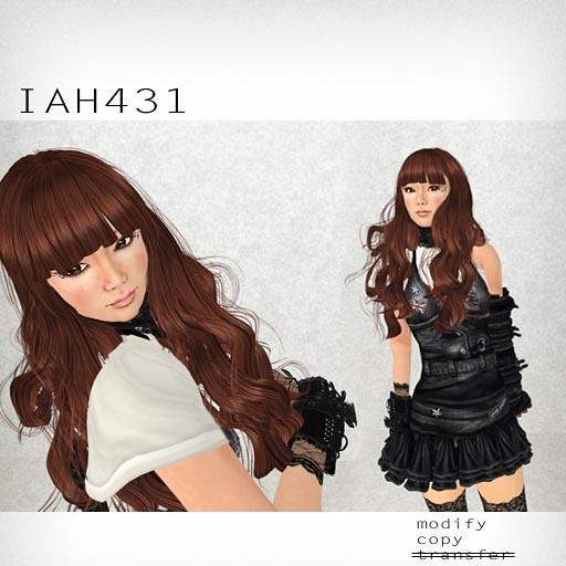 booN IAH431 hair