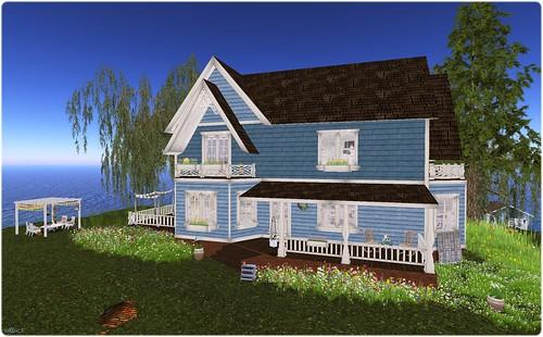 Style - Bluebonnet House