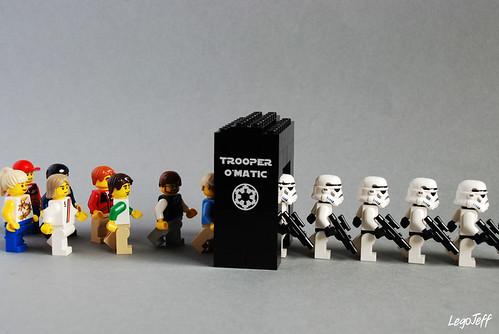 Trooper O'matic