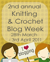 2nd Annual KnitCroBlo Week