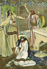 Lambs Skakespeare-Erzählungen / Bild 16 (micky the pixel) Tags: illustration vintage buch book king livre hermione williamshakespeare könig charleslamb leontes einwintermärchen polixenes lambsshakespeareerzählungen