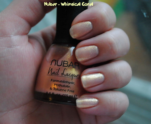 Nubar - Whimsical Coral