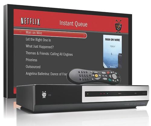 Netflix and TiVo