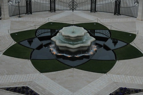 Terrace 1 Lotus Fountain