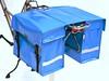 clarijs xl panniers light blue (@WorkCycles) Tags: dutch bags panniers fietstassen willex clarijs workcycles fastrider bisonyl