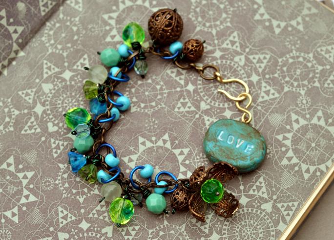 cluster bracelet bsbp 3