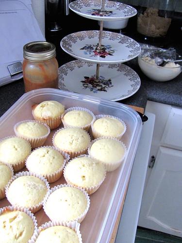 Ricardo Larrivée's Butterscotch Cupcakes