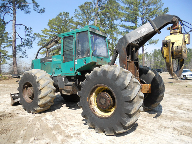 1993 PRENTICE 210D for sale at wwwforestryfirstcom by Forestry First