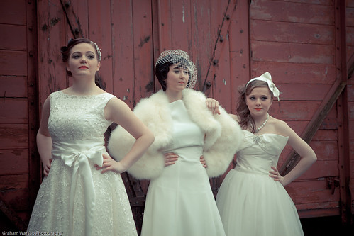 Vintage Wedding Dress Shoot-4076