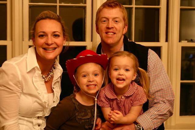 cheesy family