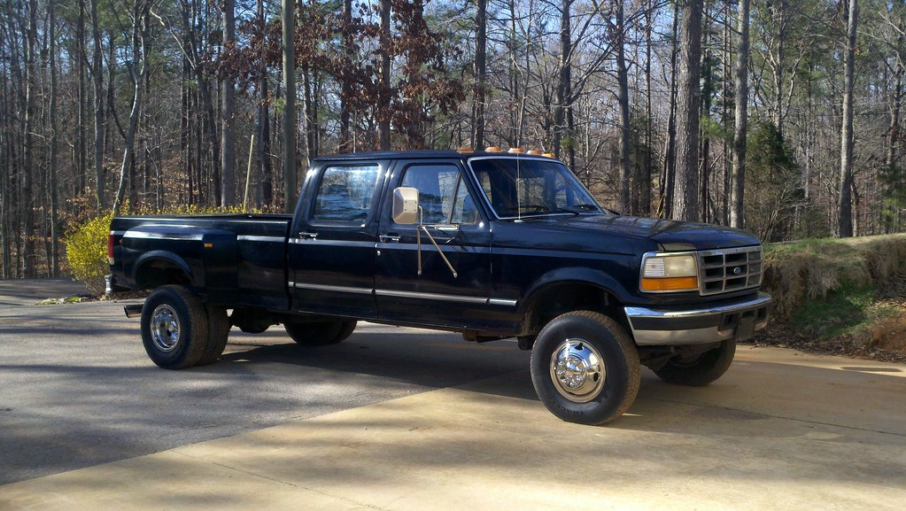 Obs Ford F350 4x4 Dually Crew Cab Pirate4x4 Com 4x4