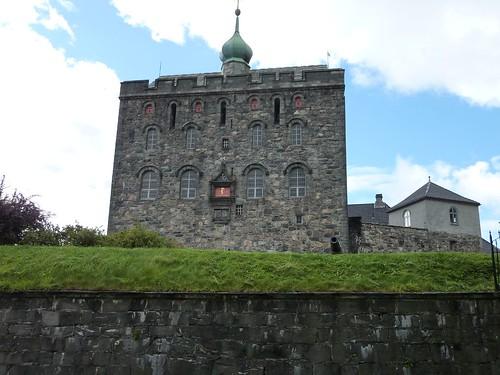 days summer iron maiden travelled uk denmark loved 3 Bergen castle
