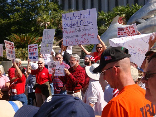 Fwd: Tallahassee Rally from Paula Harmon