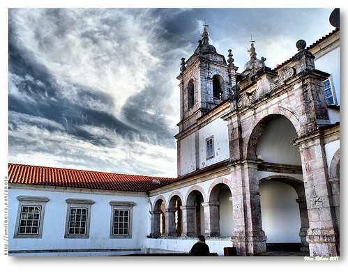 Igreja de Nossa Senhora da Nazaré #2 by VRfoto