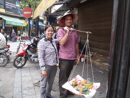 Hurried, Hectic and Handsome Hanoi