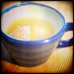 tea (Mervi Eskelinen aka tasselflower) Tags: finland blog helsinki tea fauxlomo fauxvintage